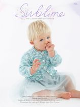 725 - The Third Little Sublime Baby Prints Hand Knit Book